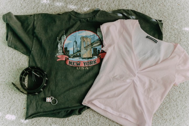 New York Clothing Haul