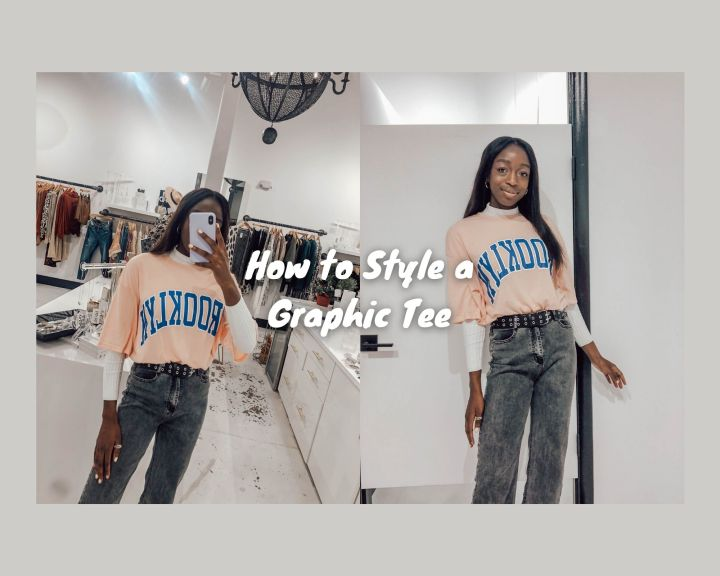 How to Style a GraphicTee